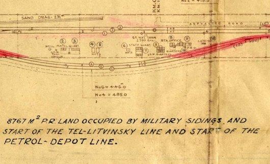 PR Eng. Drg. E-95-15 - Kafr-Jinis Station 09.06.1945 (08.05.1947) (1)