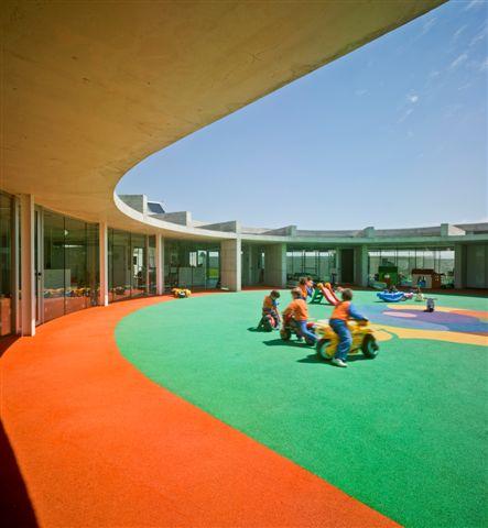 Nueva escuela infantil en Callosa de Segura.