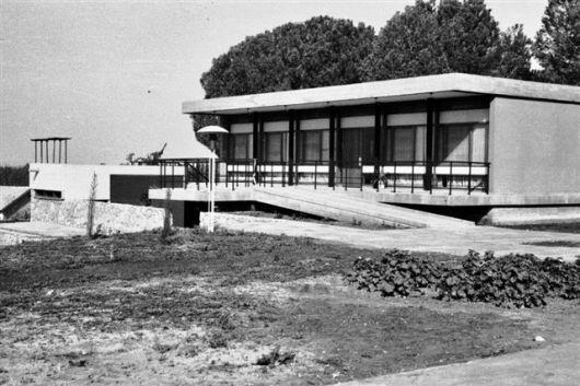 פ.841 צלם פיזה ש. מבט מדרום בשנות ה 60