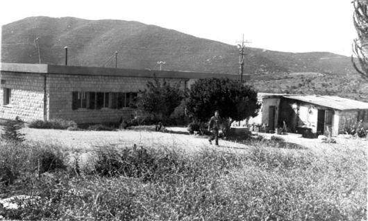 2. חדר האוכל שנות 60
