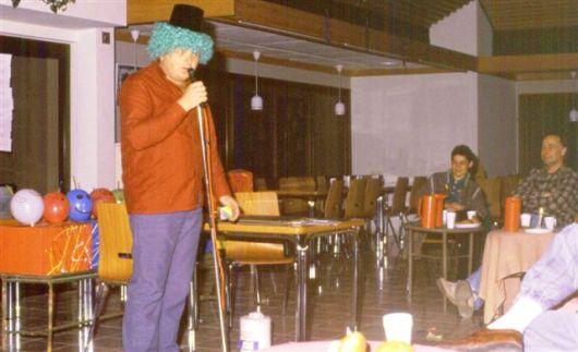 1989 ערב קומיקאים איציק