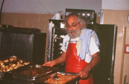 1996 פיטר במטבח