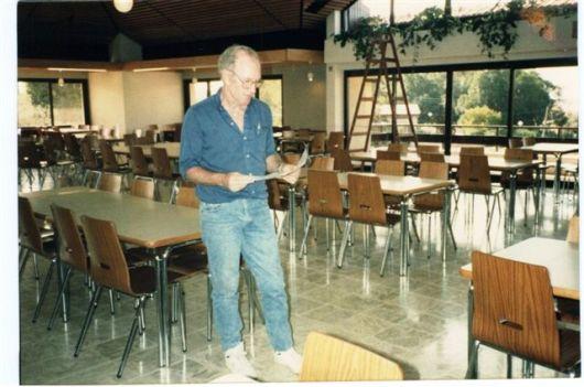 גבי גרזון- אדריכל נובמבר 1988