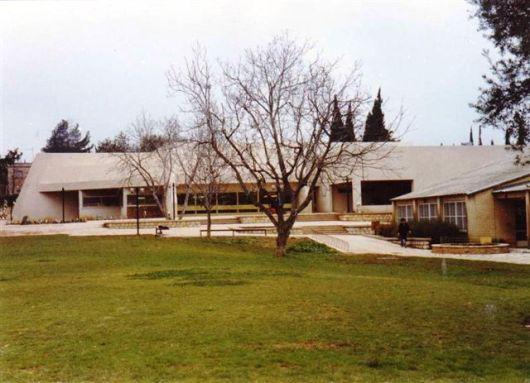חדר אוכל  חזית חדר אוכל 1985 צד ימין חרר האוכל הישן 1986 5