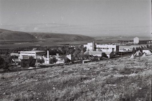 זולטן קלוגר תל יוסף 1946