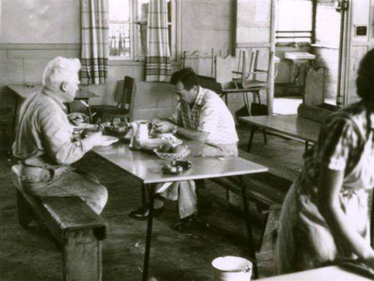 חדר האוכל הישן בובי