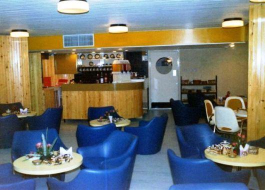 מועדון חברים במקלט חדר אוכל