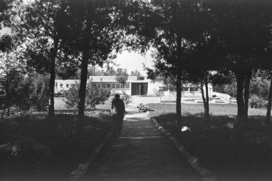 משה מילנר קיבוץ נחשון 1970
