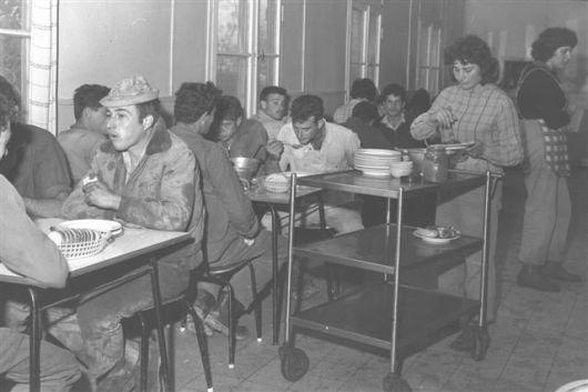 פריץ כהן משמר דוד 1962