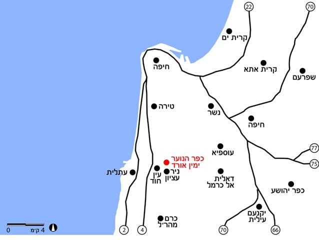 בלתי רגיל סיבוב בכפר הנוער ימין אורד | חלון אחורי LM-92