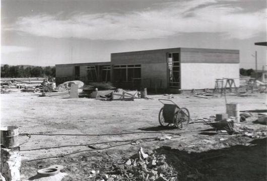 6513 בבנייה שנת 1964