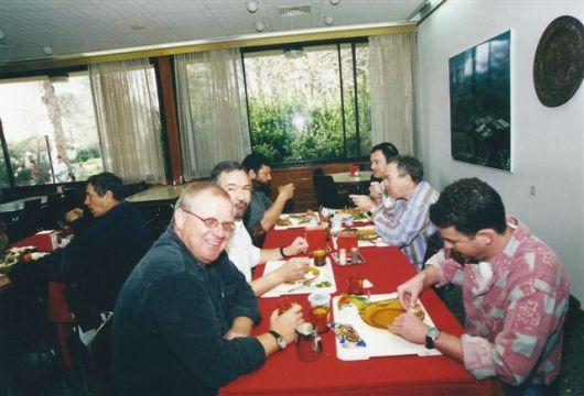 ארוחה אחרונת בוקר אחרונה  1.3.2001