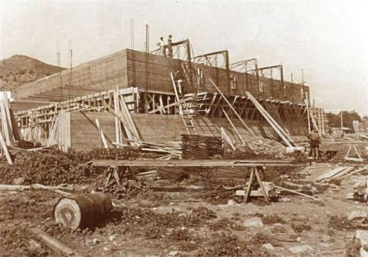 בניית חדהא החדש 1937