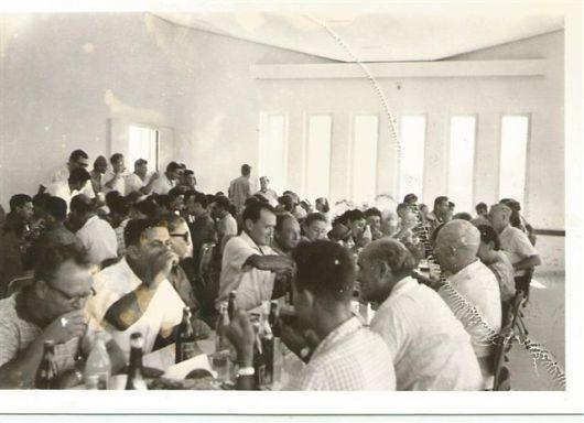 חדר האוכל הבינוני 1978