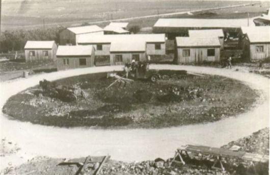יגור-העיגול -שנות העשרים