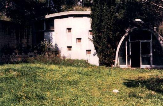 בית הקשתות בשנות השמונים
