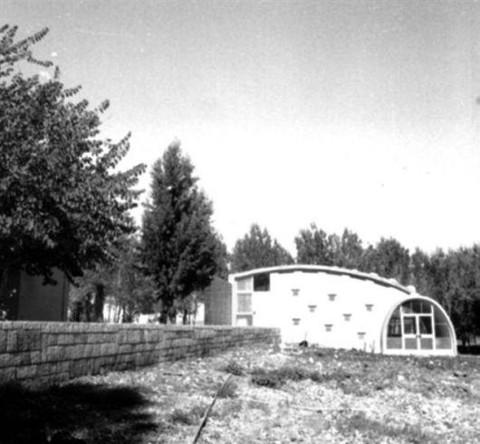 בית הקשתות שנות החמישים