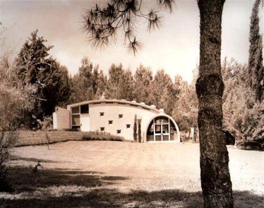 בית הקשתות שנות השבעים