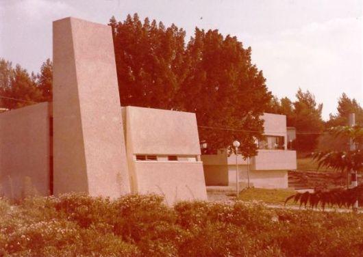 110-2_1979 חדר האוכל הרחבה 1979 (7)חדר קיטור