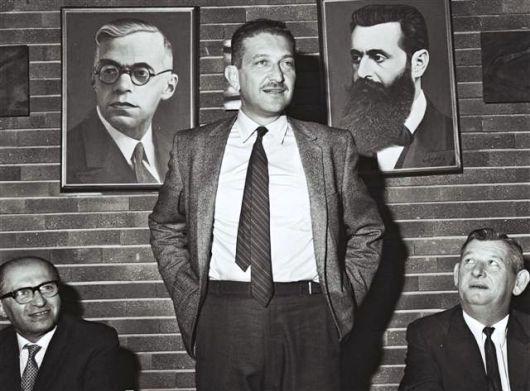 פריץ כהן 1969-01