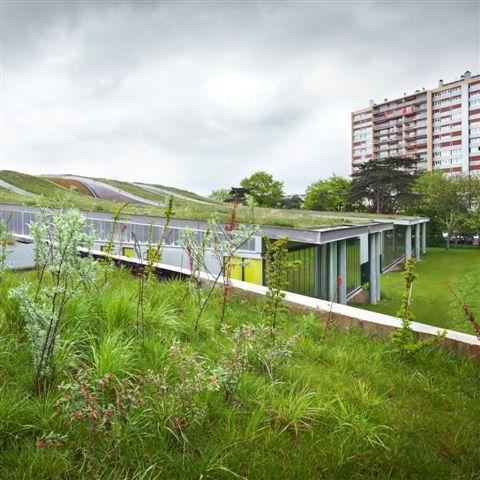 archi5-SottevilleLesRouen-HighSchool-Roof