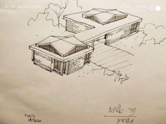 2020: מבט פרפסטקיבי שיצר האדריכל ויטוריו קורינלדי