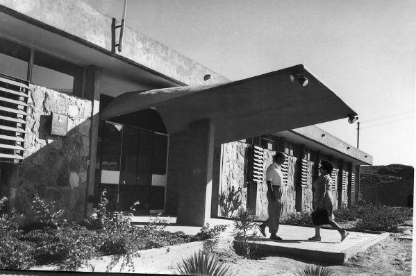 בית העירייה 1960 ארכיון העירייה אילת