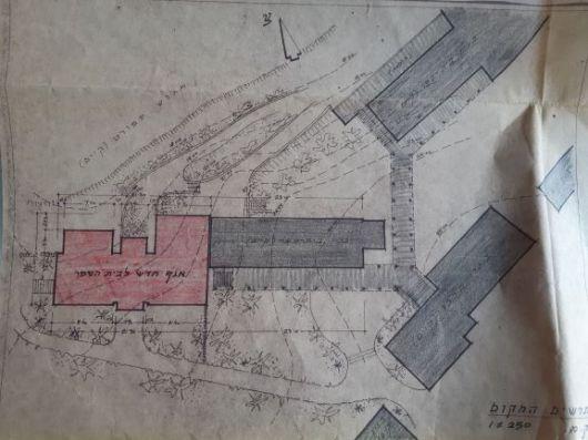 כיתות חדשות פורת 1964 1