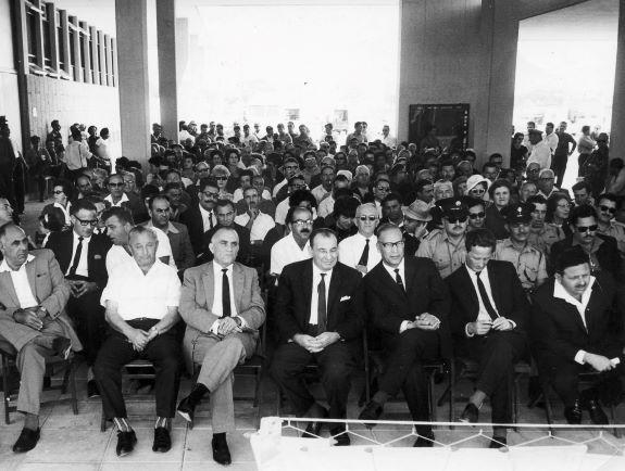 טקס חנוכת התחנה 4.5.1964 (6)