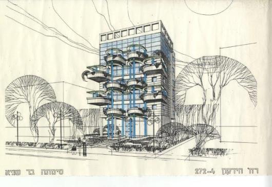 פומו ארכיטקטורה של הפרטה_אדריכלית סימונה בר־שגיא